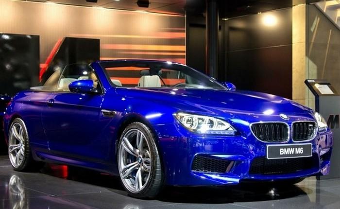 BMW M6 Cabrio.