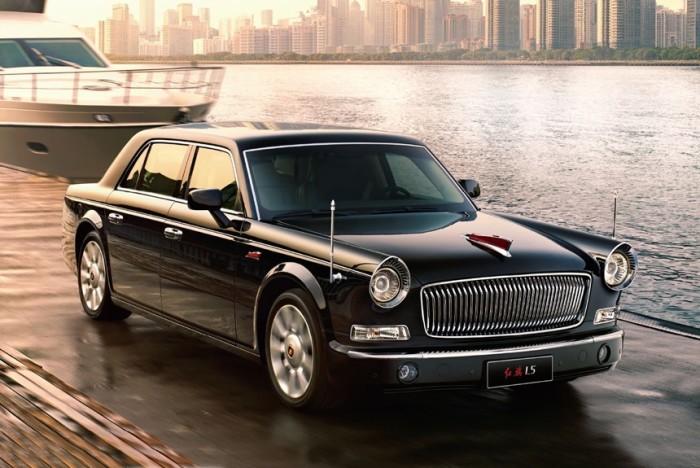 Hongqi L5 - автомобиль Мао.