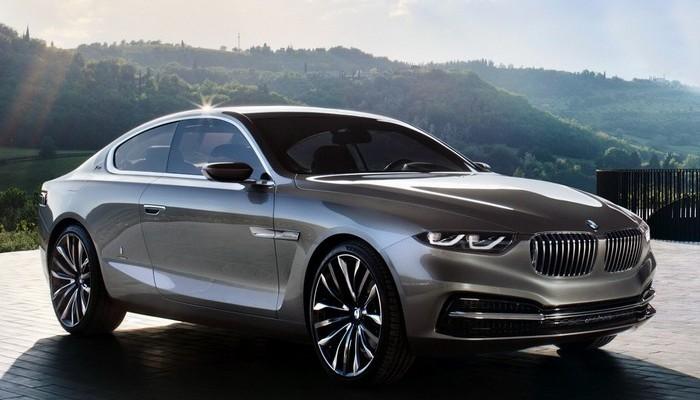 Автомобиль BMW Gran CoupeFinifarina Lusso.