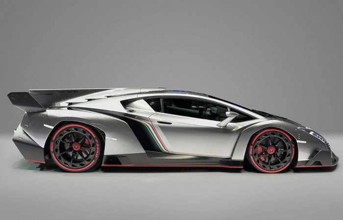 Lamborghini Veneno.