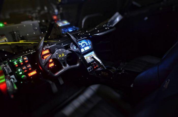 Приладова панель Ripsaw EV2.