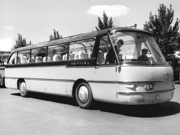 Очень красивый автобус.  Фото: drive2.com.