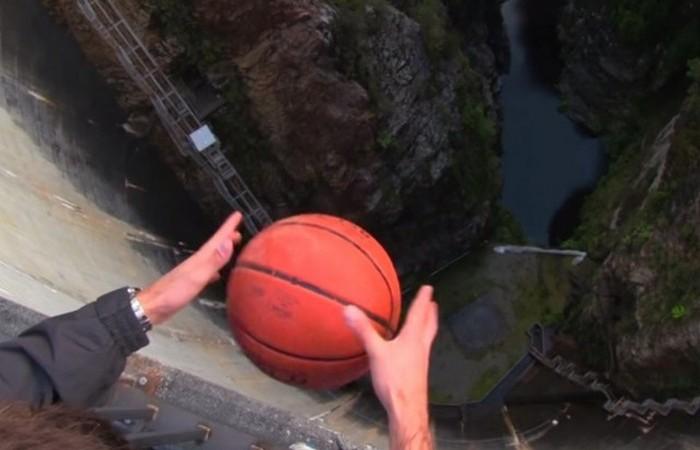 Баскетбольно-научный эксперимент.