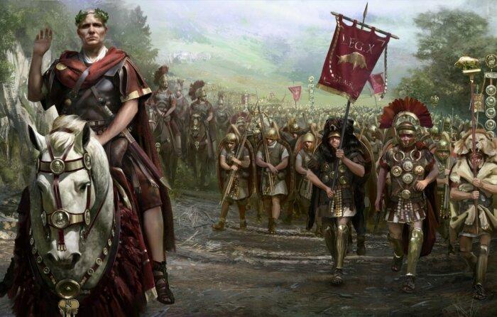 Риму понадобится еще почти 100 лет, прежде чем он будет готов вылиться экспансией во вне со своего полуострова.  Фото: kartinkin.com.