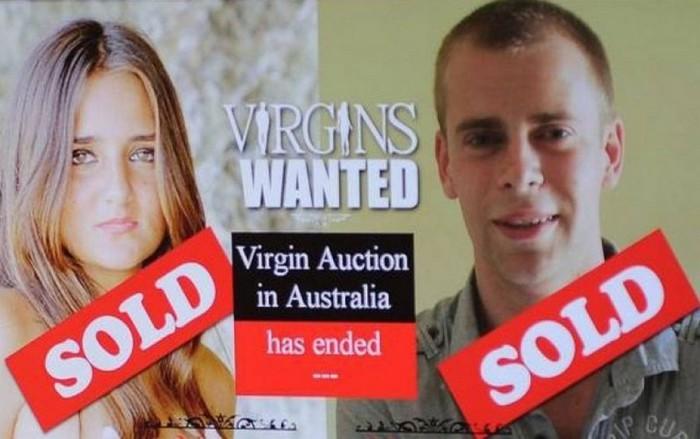 Невинность сейчас стоит более $ 700 000...