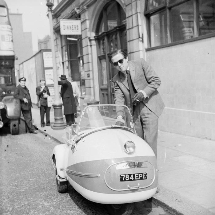 The 50cc Mopetta.