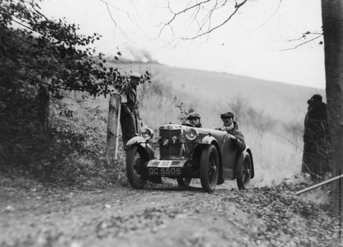 Grinders Glade, 1925 г.
