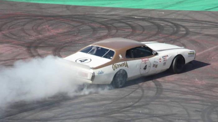 A NASCAR Stock Car.