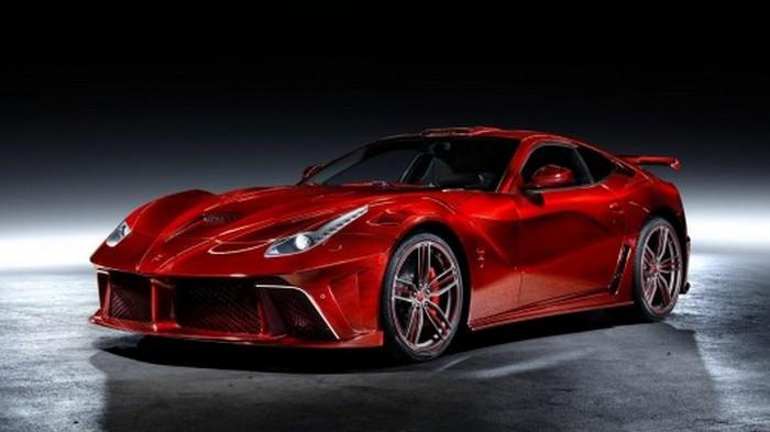 Автомобиль Mansory Ferrari F12 La Revoluzione.
