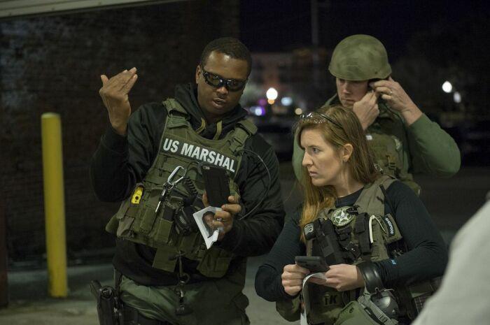 Сегодня в США 94 маршала и более 4 тысяч помощников. |Фото: jogtorun.com.
