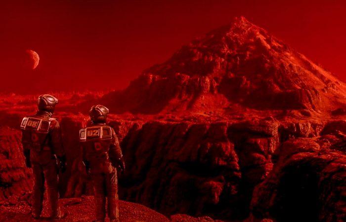 Красная планета. Возвращение.