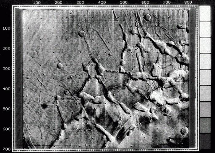 Фотографии от Mariner 9.