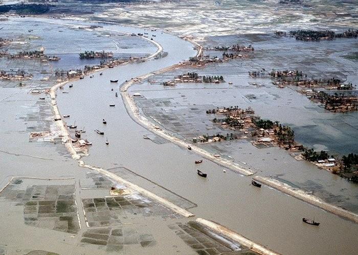 Тоже крупное, тоже наводнение...