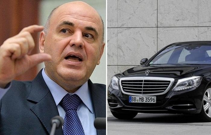Какие автомобили есть в гараже нового премьер-министра России Михаила Мишустина