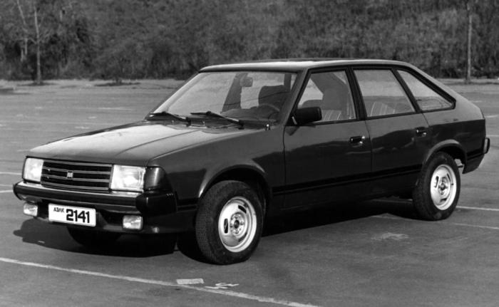 Вторым автомобилем был, пускай и не долго такой красавец. ¦Фото: autowp.ru.