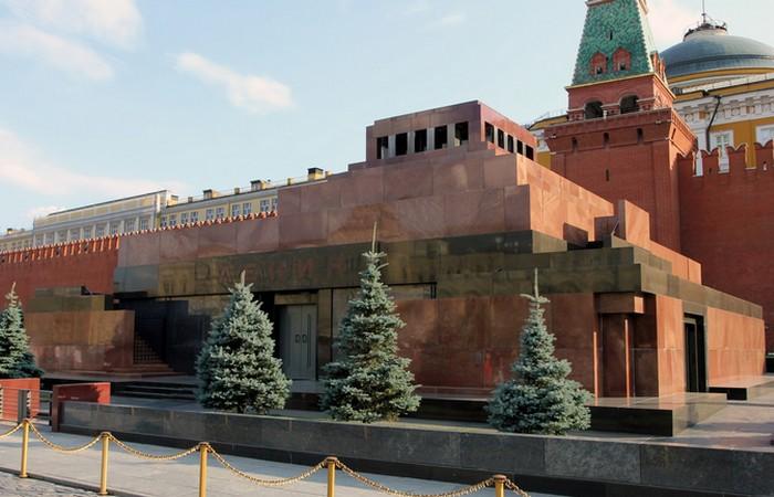 Зикурат Ленина.