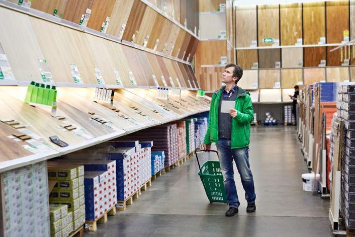 Лучше все купить самому. | Фото: eurootdelka.by.