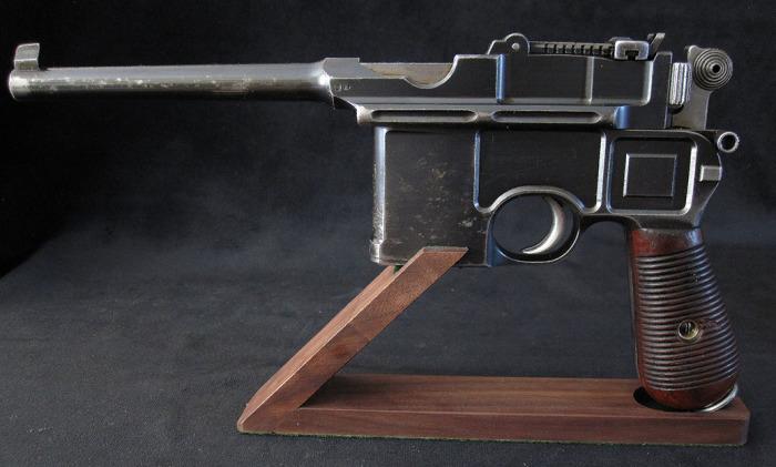 Все еще используется, как наградное оружие. ¦Фото: cmrfirearms.com.