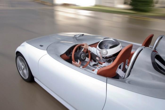 MX-5 Superlight - суть и стиль бренда Mazda.