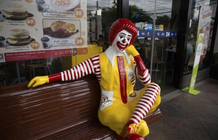 Малоизвестные факты о McDonald's.
