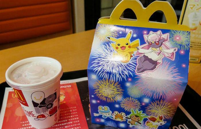 В Сан-Франциско запретили Happy Meal.