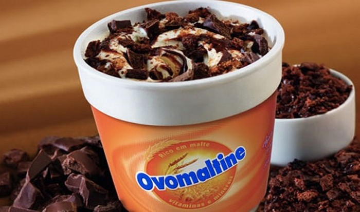 Ovomaltine McFlurry (Бразилия).