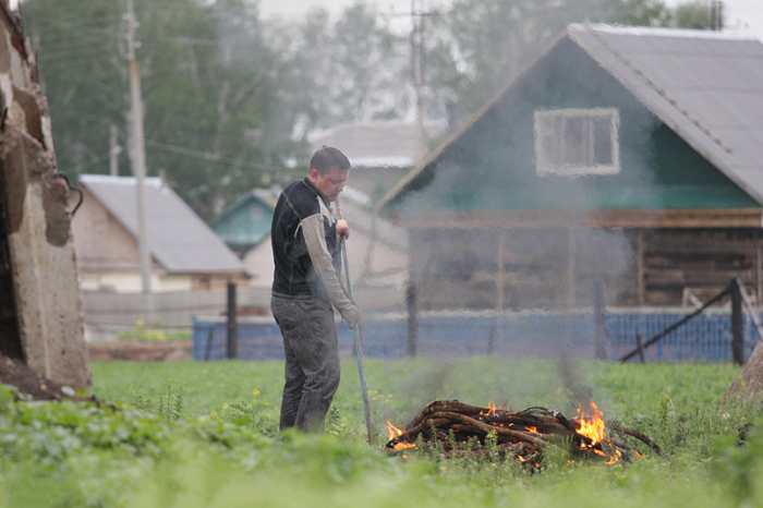 Разводить костры на даче запрещено. |Фото: tuvest.ru.