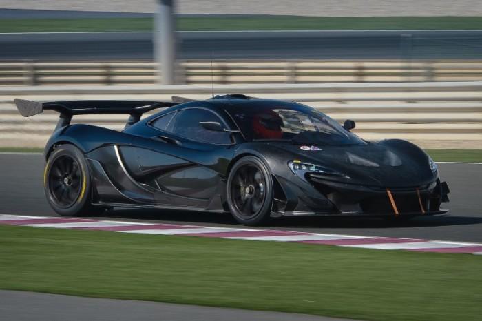 Самый мощный авто в истории компании McLaren.