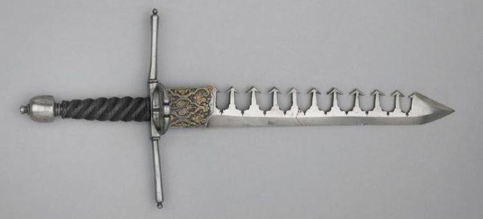 Невероятное оружие. |Фото: historicaldis.ru.