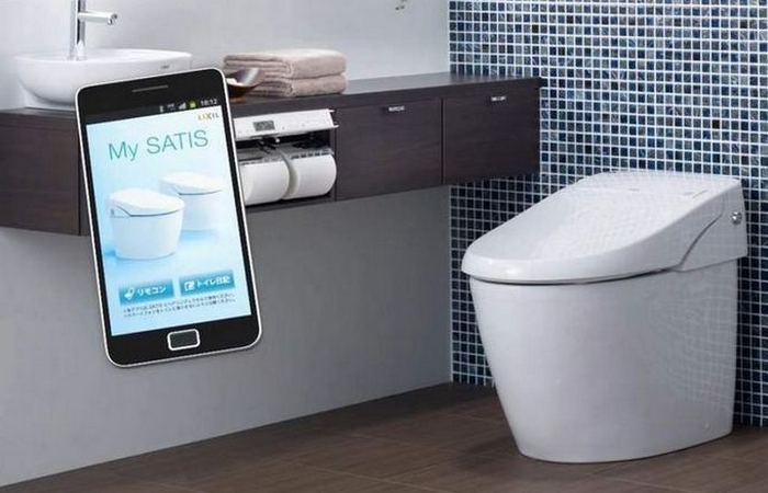 Туалет как цель хаккерской аттаки.