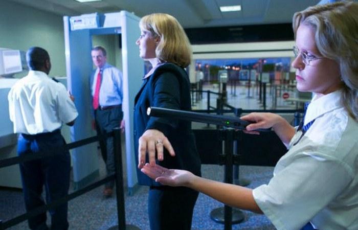 Безопасность аэропорта.