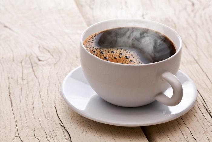 Лечение чашкой кофе.