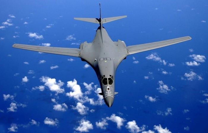 Аэрокосмический мегапроект: B-1 Lancer.