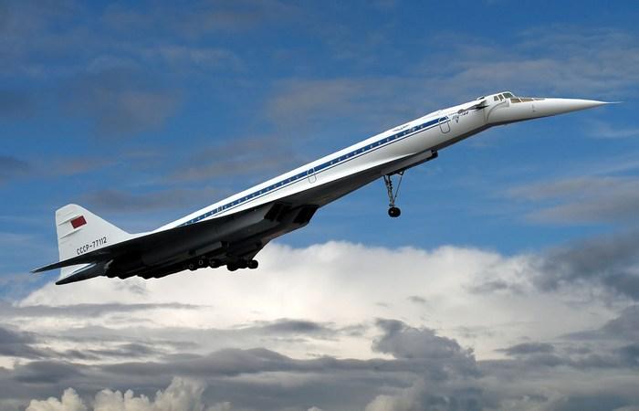 Аэрокосмический мегапроект: Ту-144.