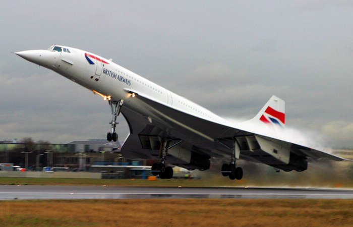 Аэрокосмический мегапроект: Concorde.