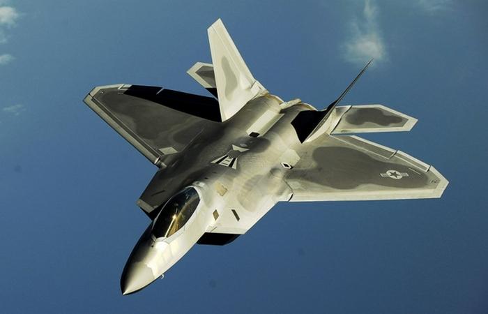 Аэрокосмический мегапроект: F-22 Raptor.