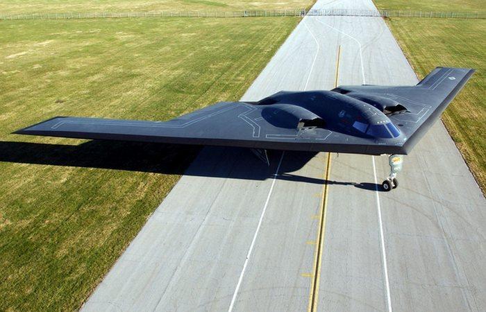Аэрокосмический мегапроект: B-2 Spirit.