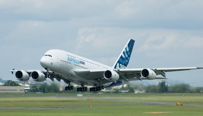 Аэрокосмический мегапроект: A380.