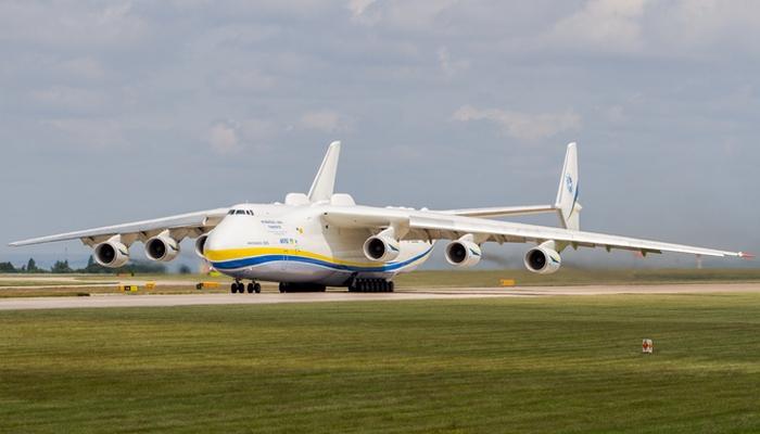 Аэрокосмический мегапроект: Ан-225 Мрия.