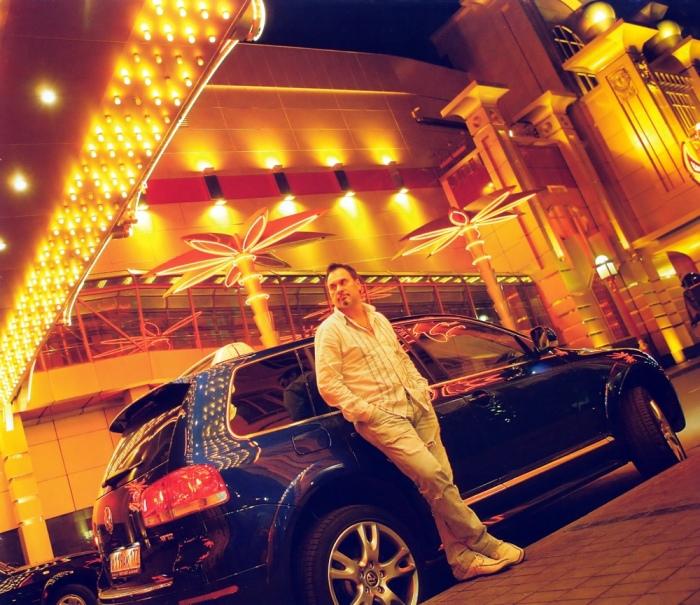 У Меладзе чутье на добротные авто. |Фото: yandex.by.