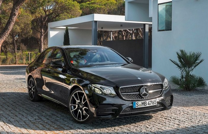 Mercedes-AMG E 43 4MATIC.