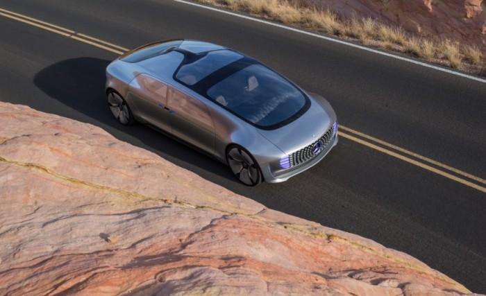 Суперконцепт F 015 Luxury: будущее рядом.