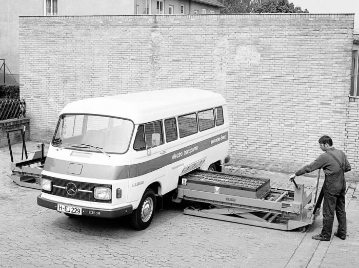Автобус Electro-Transporter мог стать Tesla своего времени.