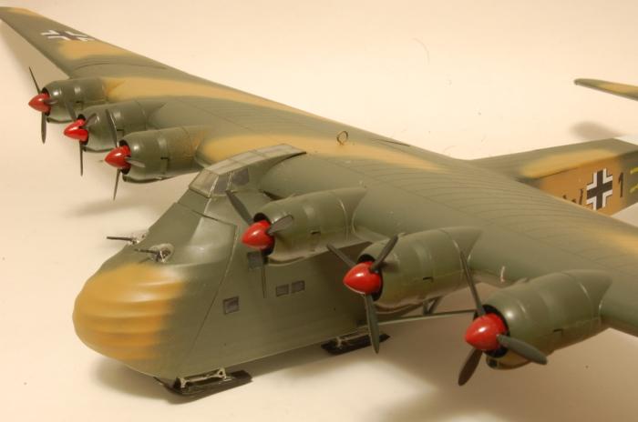 Модель Messerschmitt Me 323.