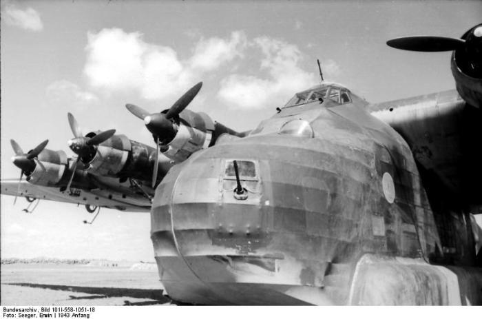 Самолёт-рекордсмен Второй мировой.