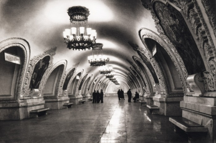 Когда-то выглядела вот так. | Фото: moscowchronology.ru.