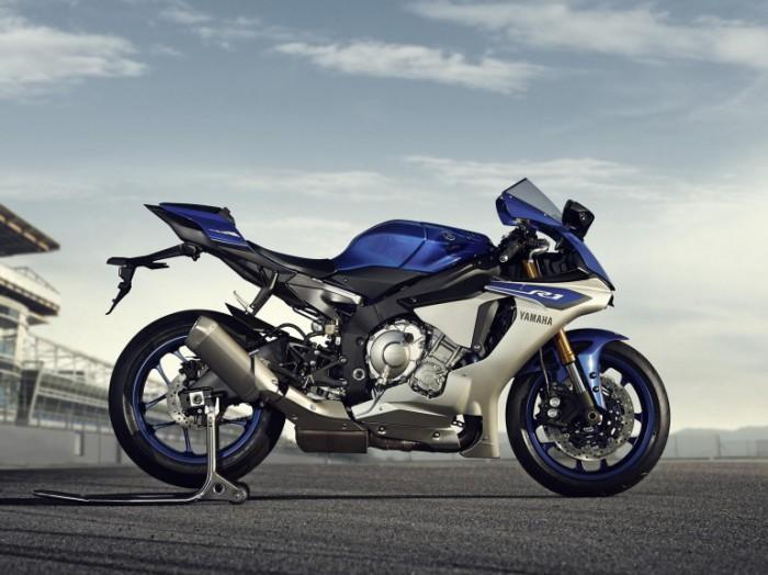 Yamaha R1m.
