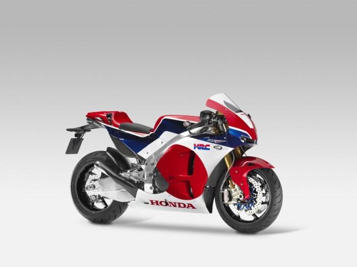 Honda RC213V-S concept.
