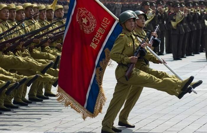 Армия КНДР.