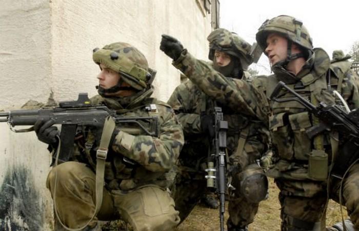 Армия Польши.